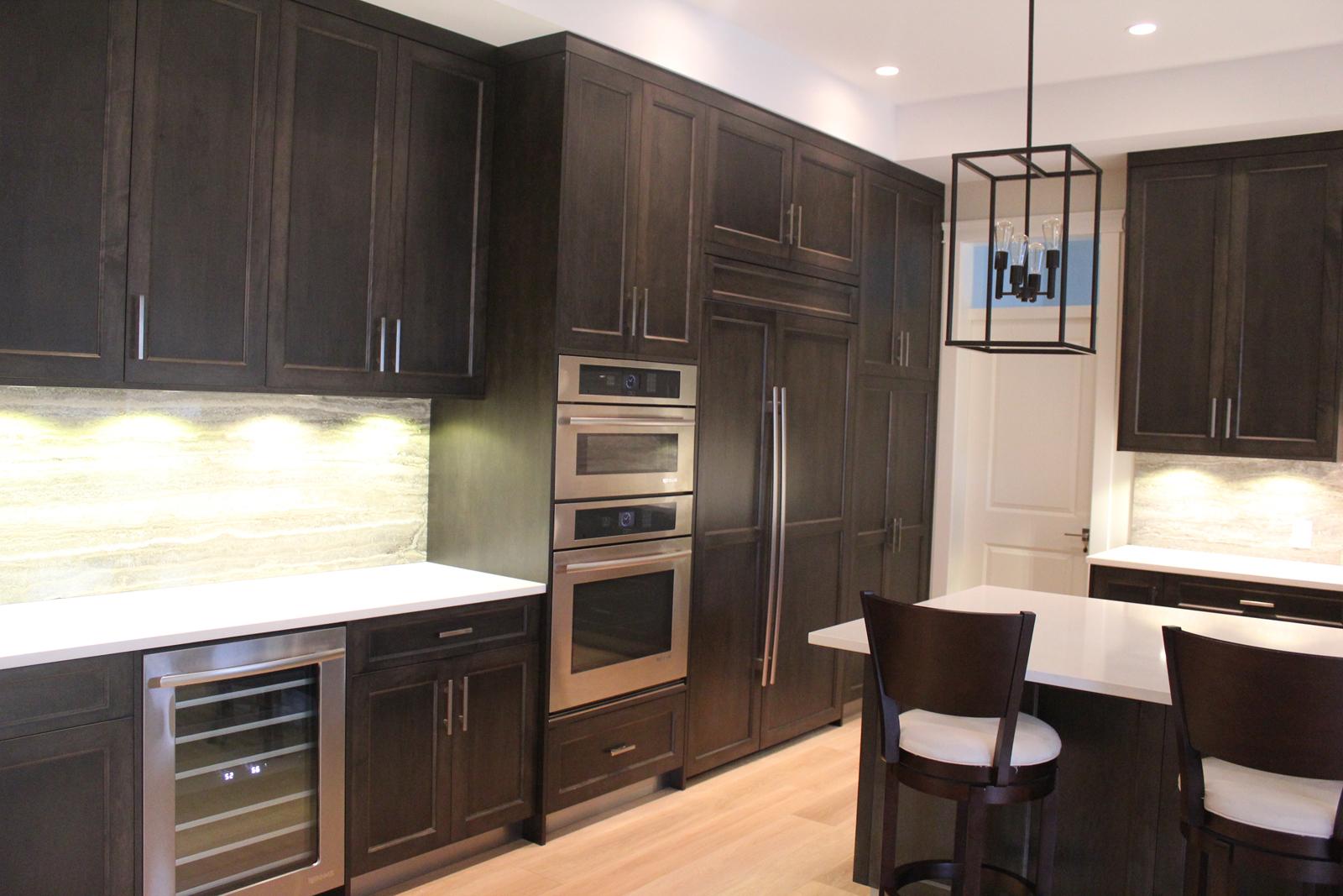 Kitchen Stain Grade Timeless Kitchens